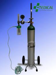 Equipo de Oxigeno tipo E